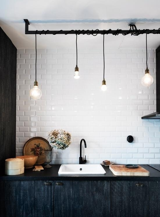 Remarkable Common Exposed Bulb Pendant Track Lighting In 68 Best Lighting Images On Pinterest (View 13 of 25)