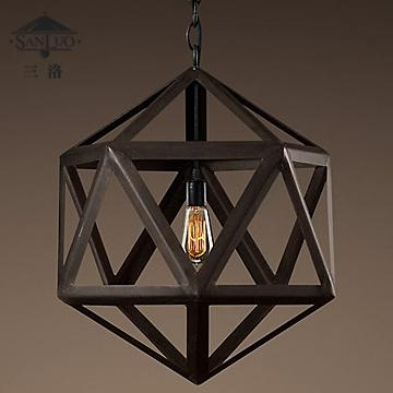 Remarkable Common Wrought Iron Pendant Lights With American Antique Wrought Iron Pendant Lamp Birdcage Pendant (Image 18 of 25)