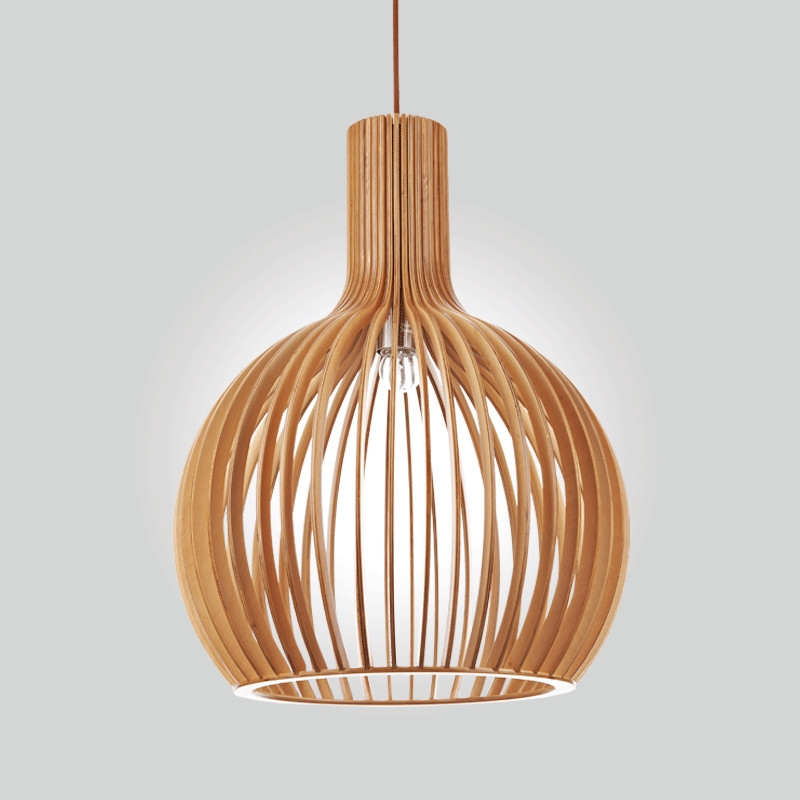 Remarkable Deluxe Wooden Pendant Lights With Wooden Pendant Lights Roselawnlutheran (Image 21 of 25)
