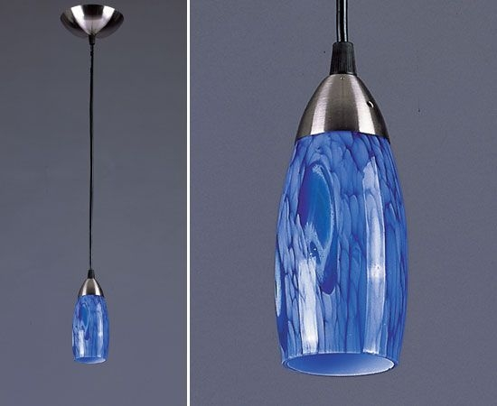 Remarkable Elite Blue Pendant Light Fixtures In 56 Best Lighting Images On Pinterest (View 12 of 25)