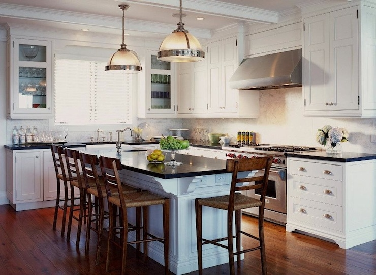 Remarkable Elite Clemson Pendant Lights Intended For Clemson Pendants Transitional Kitchen (View 4 of 25)