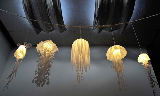 Remarkable Elite Jellyfish Inspired Pendant Lights Throughout Jellyfish Lighting Ideas For Your Home Ultimate Home Ideas (View 4 of 25)