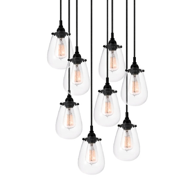 Remarkable Elite Multiple Pendant Light Fixtures With Multiple Pendant Lights Unsilenced (View 12 of 25)