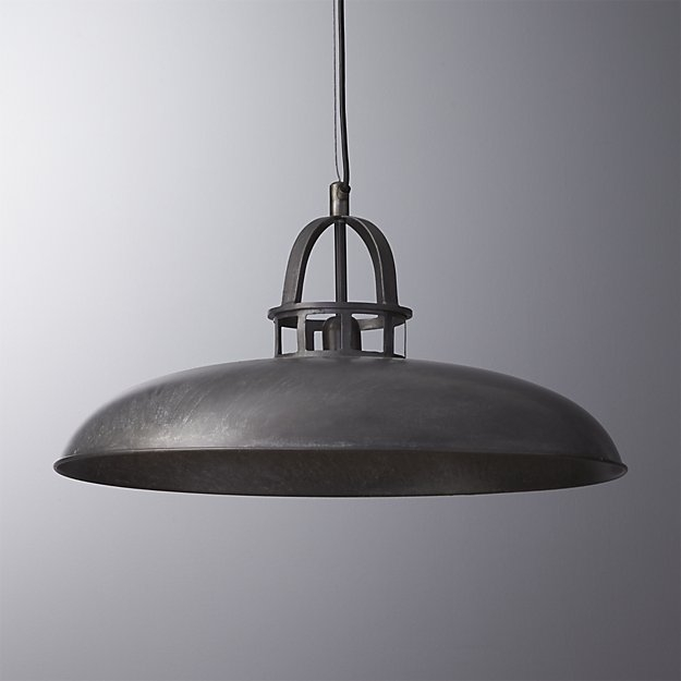 Remarkable Famous Cb2 Light Fixtures Intended For Victory Pendant Light Cb (View 11 of 25)