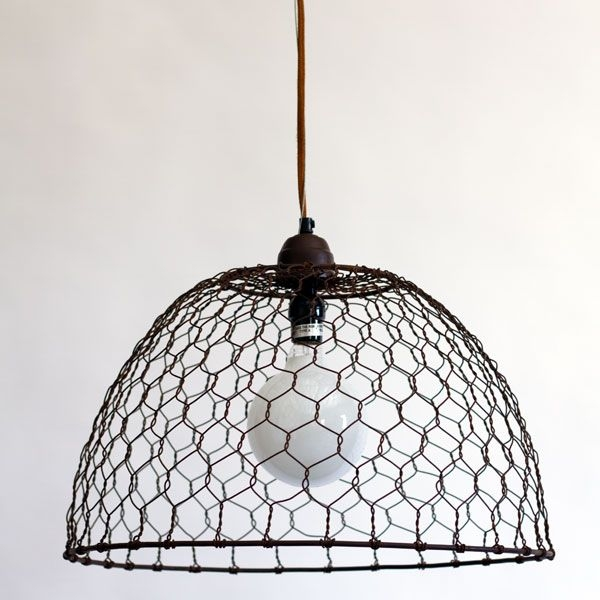 Remarkable Famous Chicken Wire Pendant Lights Pertaining To 18 Best Pendant Lamps Images On Pinterest (Image 22 of 25)