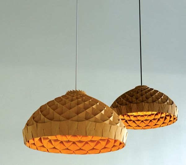 Remarkable Fashionable Honeycomb Pendant Lights In Nest Honeycomb Woven Bamboo Pendant Lamp Mycelium Studios (Image 21 of 25)