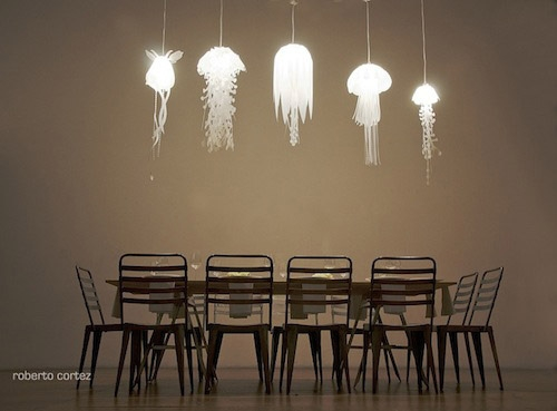 Remarkable Favorite Jellyfish Pendant Lights For Jellyfish Pendant Lamps For You And Captain Nemo Offbeat Home Life (Image 20 of 25)