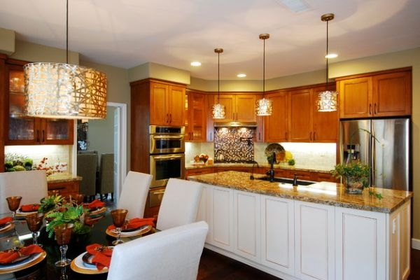 Remarkable High Quality Pendant Lamps For Kitchen Regarding Choosing Best Pendant Lighting For Kitchen Island Walls Interiors (View 24 of 25)