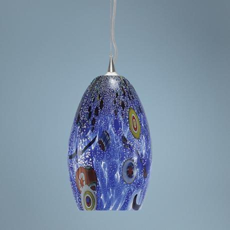 Remarkable Latest Murano Glass Mini Pendant Lights Regarding Transform Murano Glass Pendant Lights Luxury Inspirational Pendant (View 18 of 25)