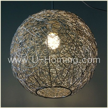 Remarkable New Wire Ball Pendant Lights Pertaining To Wire Ball Chandelier Buy Wire Ball Chandelierwall Hanging (Image 21 of 25)