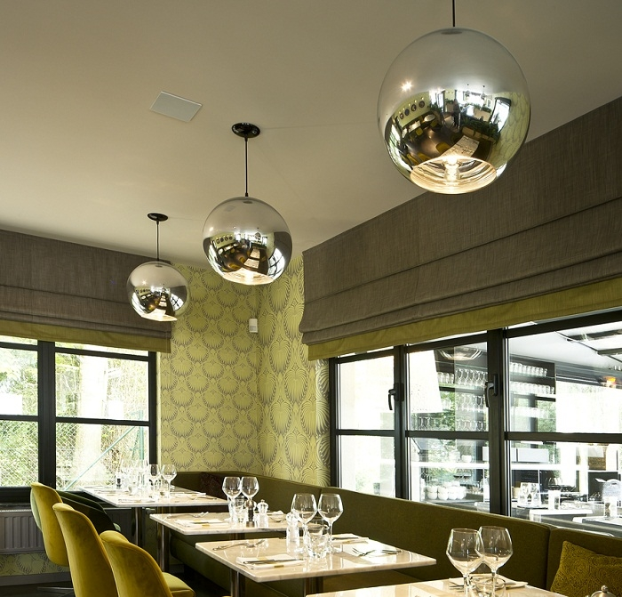 Remarkable Popular Bolio Pendant Lights With Viso Fort Knox Pendant Surrounding (Image 20 of 25)