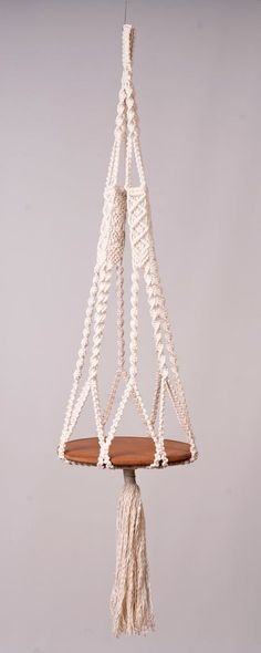 Remarkable Popular Macrame Pendant Lights With Macram Chandelier Macrame Chandeliers And Lights (Image 19 of 25)