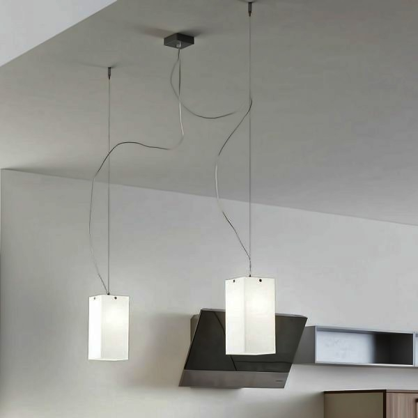 Remarkable Preferred Double Pendant Light Fixtures Inside Pendant Lighting Glued Double Designer Lighting From Modelight (Image 21 of 25)
