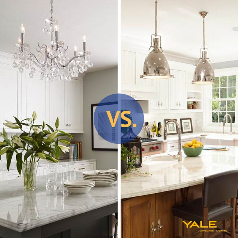 Remarkable Preferred Pendant Lighting With Matching Chandeliers Intended For Pendants Vs Chandeliers Over A Kitchen Island Reviewsratings (Image 19 of 25)