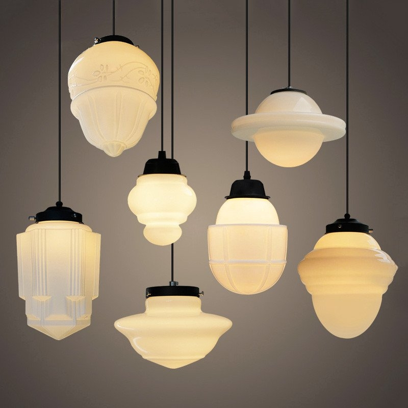Remarkable Premium Milk Glass Pendant Light Fixtures Inside Great Milk Glass Pendant Light Milk Glass Pendant West Elm (Image 23 of 25)