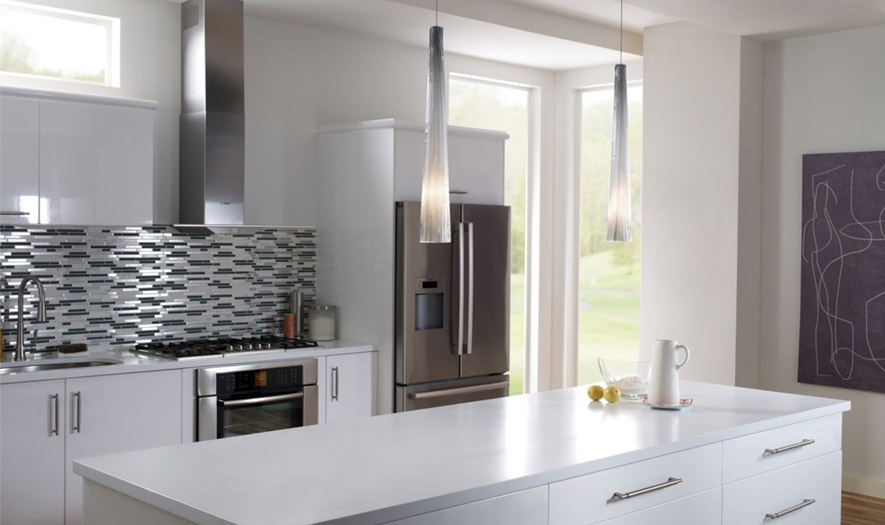 Remarkable Premium Mini Pendant Lights For Kitchen Pertaining To Kitchen Pendant Lighting Ideas Kitchen Pendant Guide At Lumens (View 20 of 25)