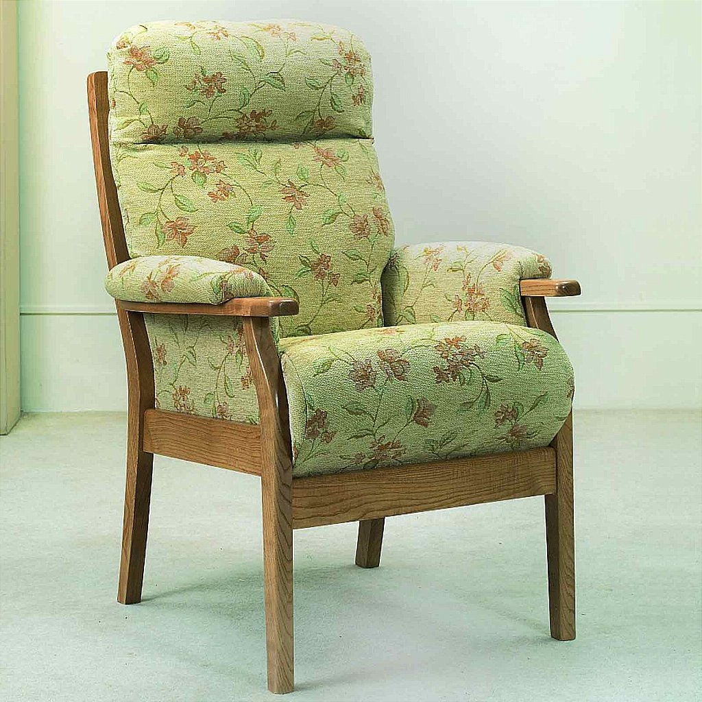 Remarkable Series Of Cintique Belvedere Armchairs Pertaining To Cintique Cheshire Armchair Vale Furnishers (View 10 of 15)