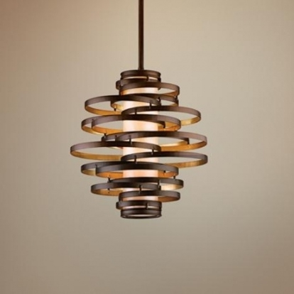 Remarkable Series Of Corbett Vertigo Medium Pendant Lights Intended For Corbett Vertigo Small Pendant Light Be Cool Breakfast Nooks And (View 8 of 25)