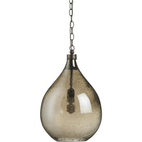 Remarkable Series Of Crate And Barrel Pendant Lights Intended For Glint Pendant Lamp From Crate Barrel (Image 16 of 25)