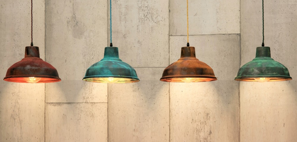 Remarkable Unique Coloured Glass Pendant Lights Intended For Bar Essentials Chantelle Lighting Launches Industrial Style (Image 21 of 25)