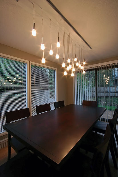 Remarkable Unique Multiple Pendant Light Fixtures With Mini Pendant Chandelier Made From Ikea Lamps 9 Steps With Pictures (View 8 of 25)