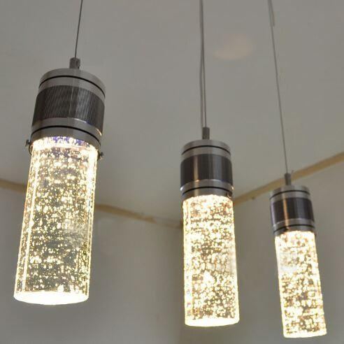 Remarkable Variety Of Three Pendant Lights Pertaining To Bubble Pendant Light Jeffreypeak (Image 18 of 25)
