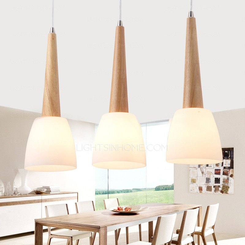 Remarkable Variety Of Wooden Pendant Lights With Regard To Multi Light Pendant Multi Pendant Lighting (Image 23 of 25)