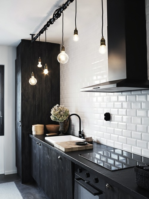 Remarkable Well Known Industrial Bare Bulb Pendant Lights In Industrial Pendants Offer Varied Looks With Bulb Cord Options (Image 20 of 25)