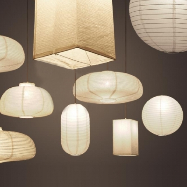Remarkable Well Known Paper Pendant Lamps Within Paper Clip Pendant Lights Houzz To Paper Pendant Light Meridanmanor (Image 24 of 25)