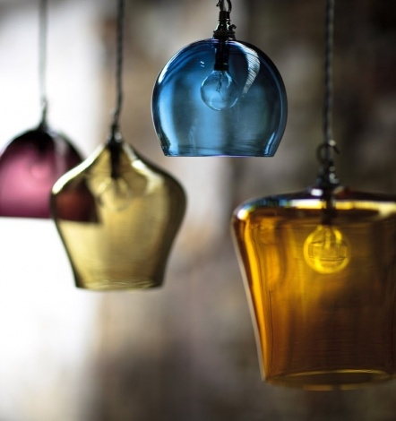 Remarkable Widely Used Hand Blown Glass Pendant Lights Inside Hand Blown Glass Pendants Roselawnlutheran (Image 18 of 25)