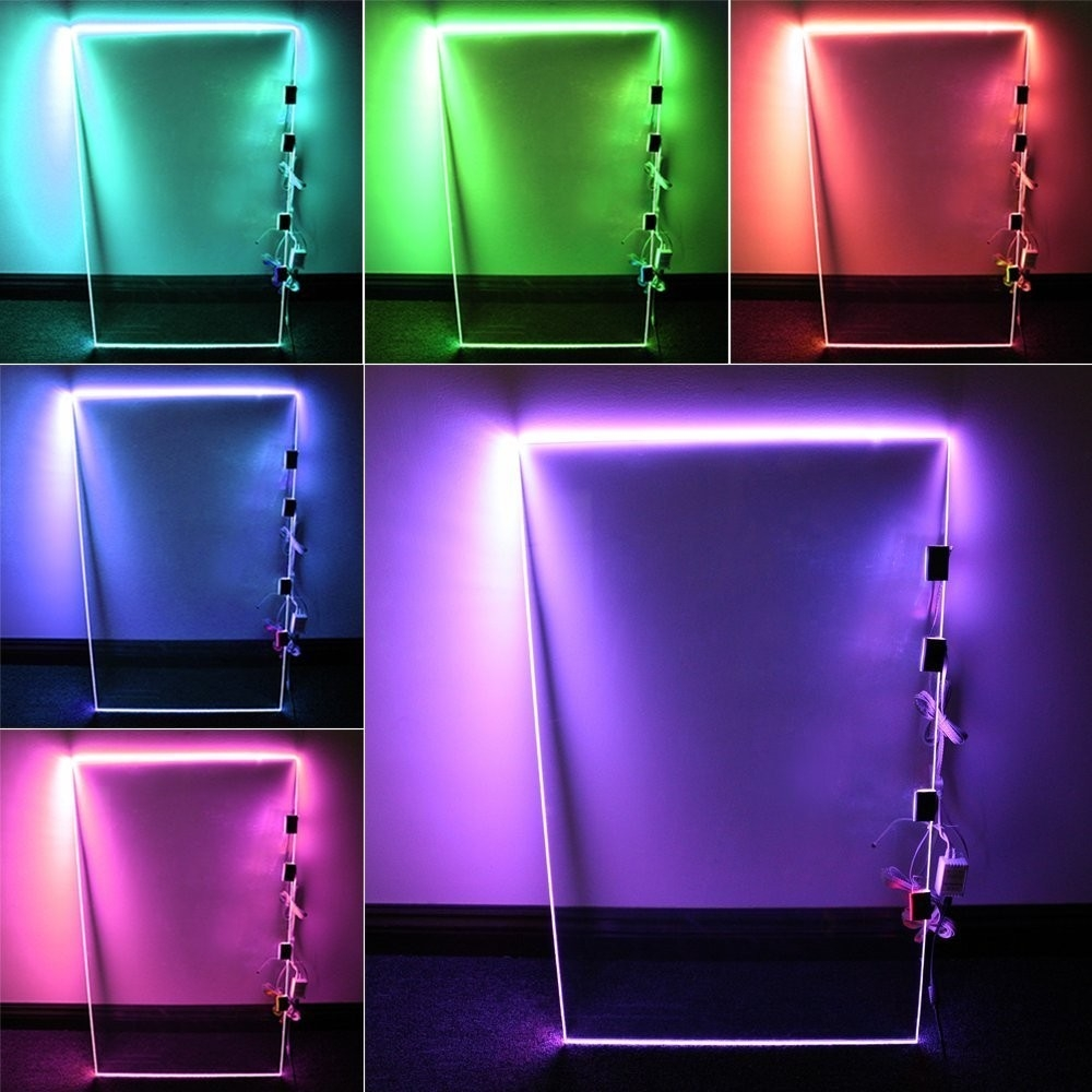 Featured Image of Glass Shelves With Lights