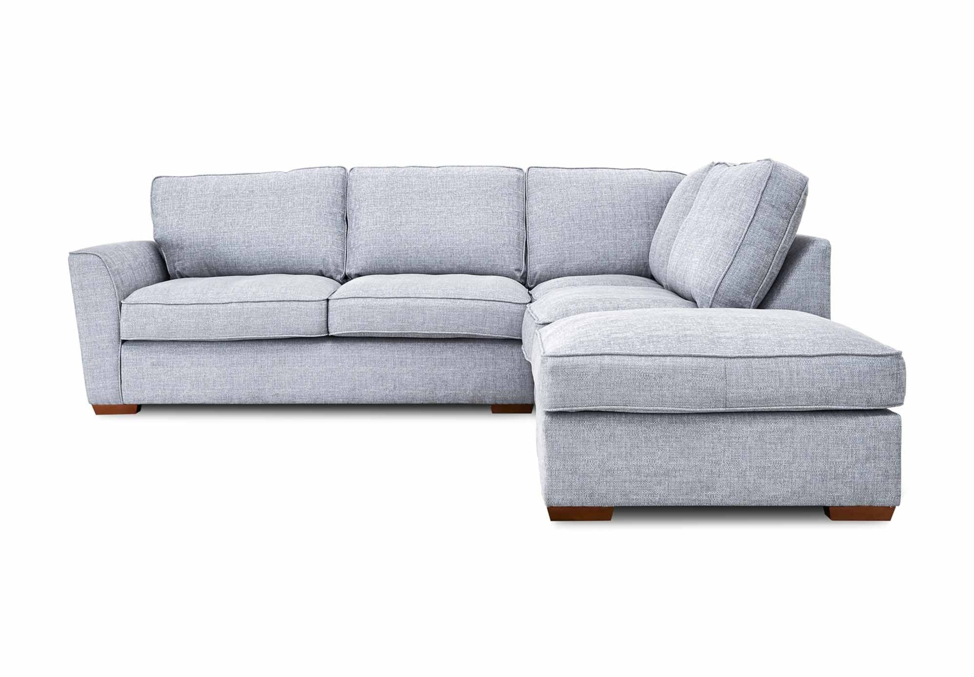 Rhf Classic Back Corner Sofa Fable Gorgeous Living Room Pertaining To Corner Sofa Chairs (Image 12 of 15)