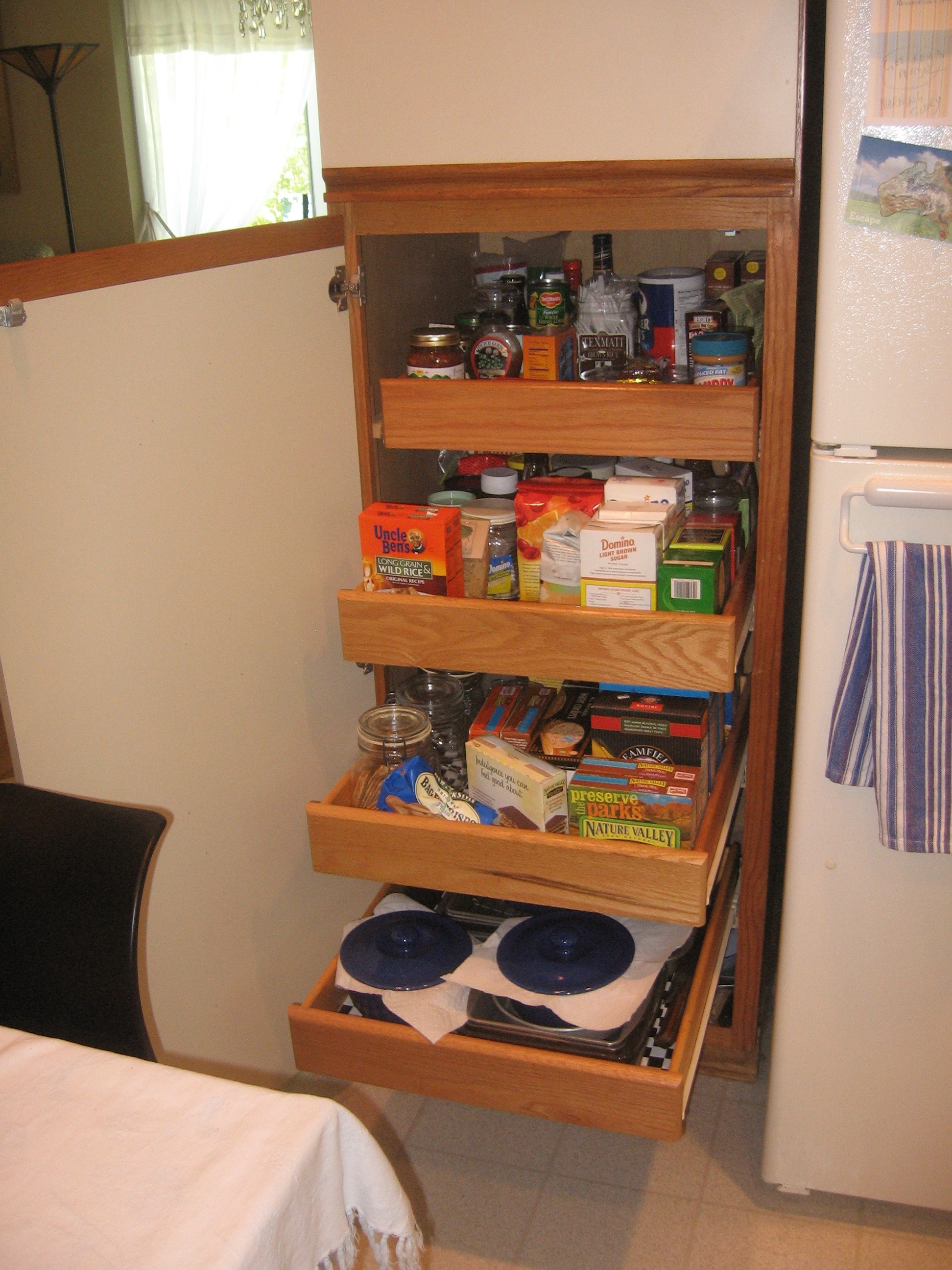 Roll Out Cabinet Drawer Organizer Best Home Furniture Decoration With Cupboard Organizers (Image 19 of 25)