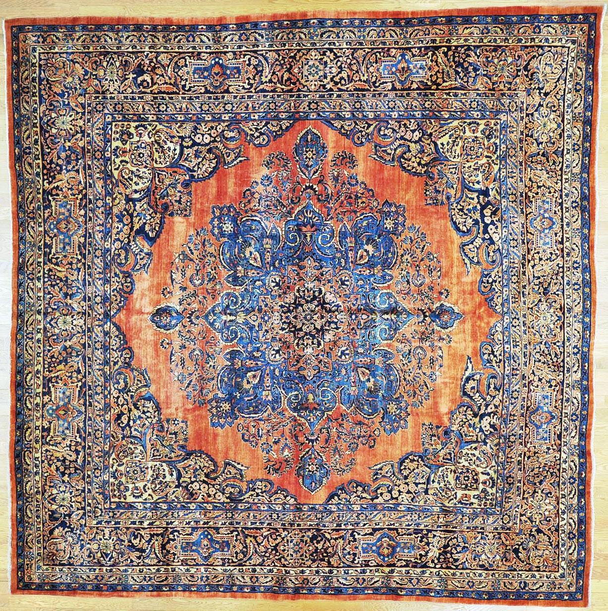 Persian Rugs From Iran: Top 15 Round Persian Rugs