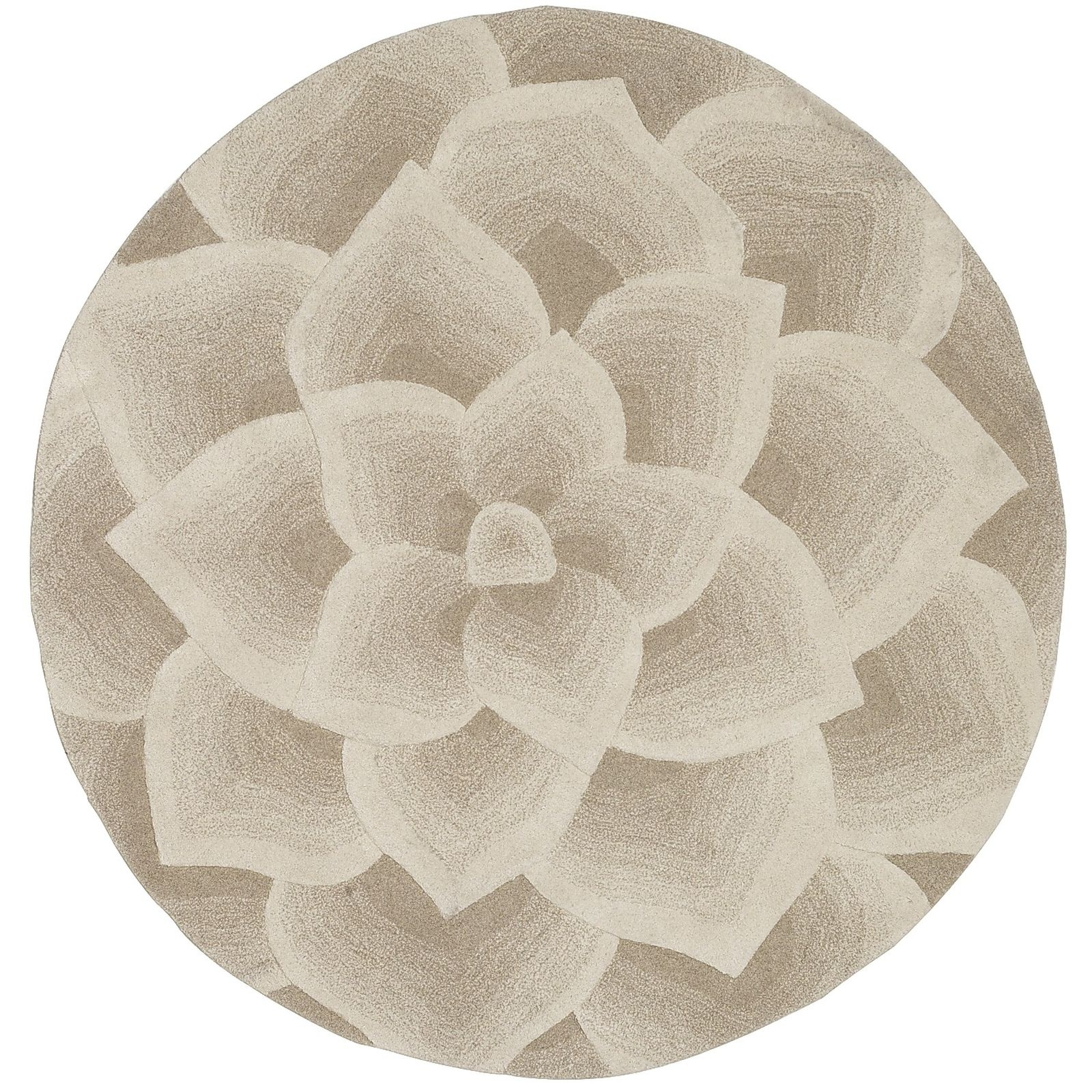 Round Rugs Cheap Cievi Home Within Round Mats Rugs (Image 12 of 15)