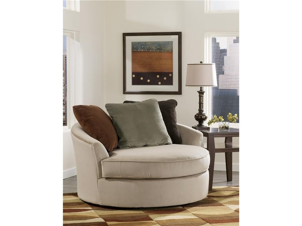 Round Sofa Chair In Round Sofa Chair Living Room Furniture (Image 8 of 15)
