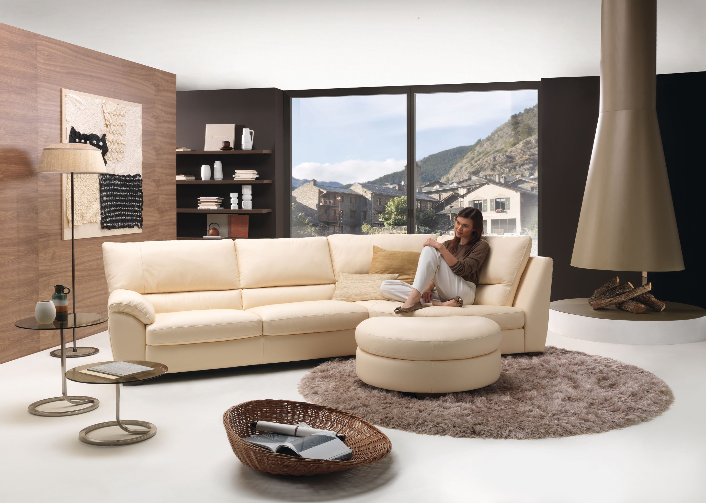 Round Sofa Chair Living Room Furniture Raya Furniture With Regard To Sofa Chairs For Living Room (Image 14 of 15)