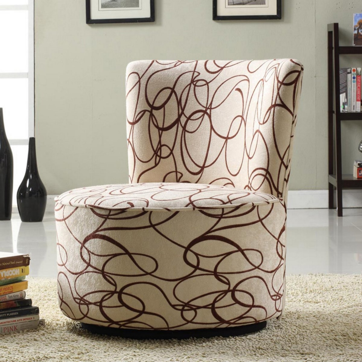 Round Sofa Chair Living Room Furniture Raya Furniture Within Round Sofa Chair Living Room Furniture (Photo 5 of 15)