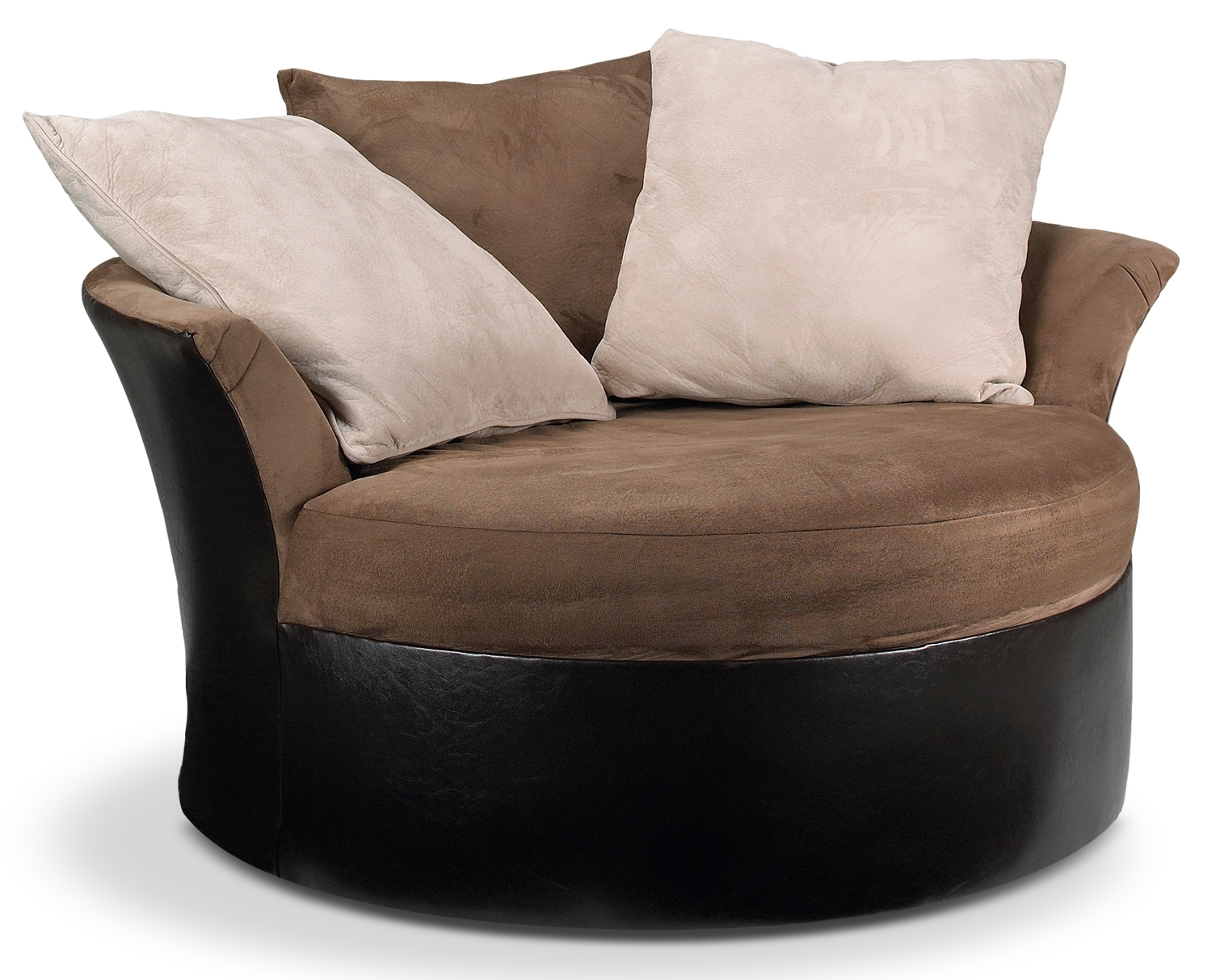 Round Sofa Chair Throughout Circular Sofa Chairs (Image 8 of 15)