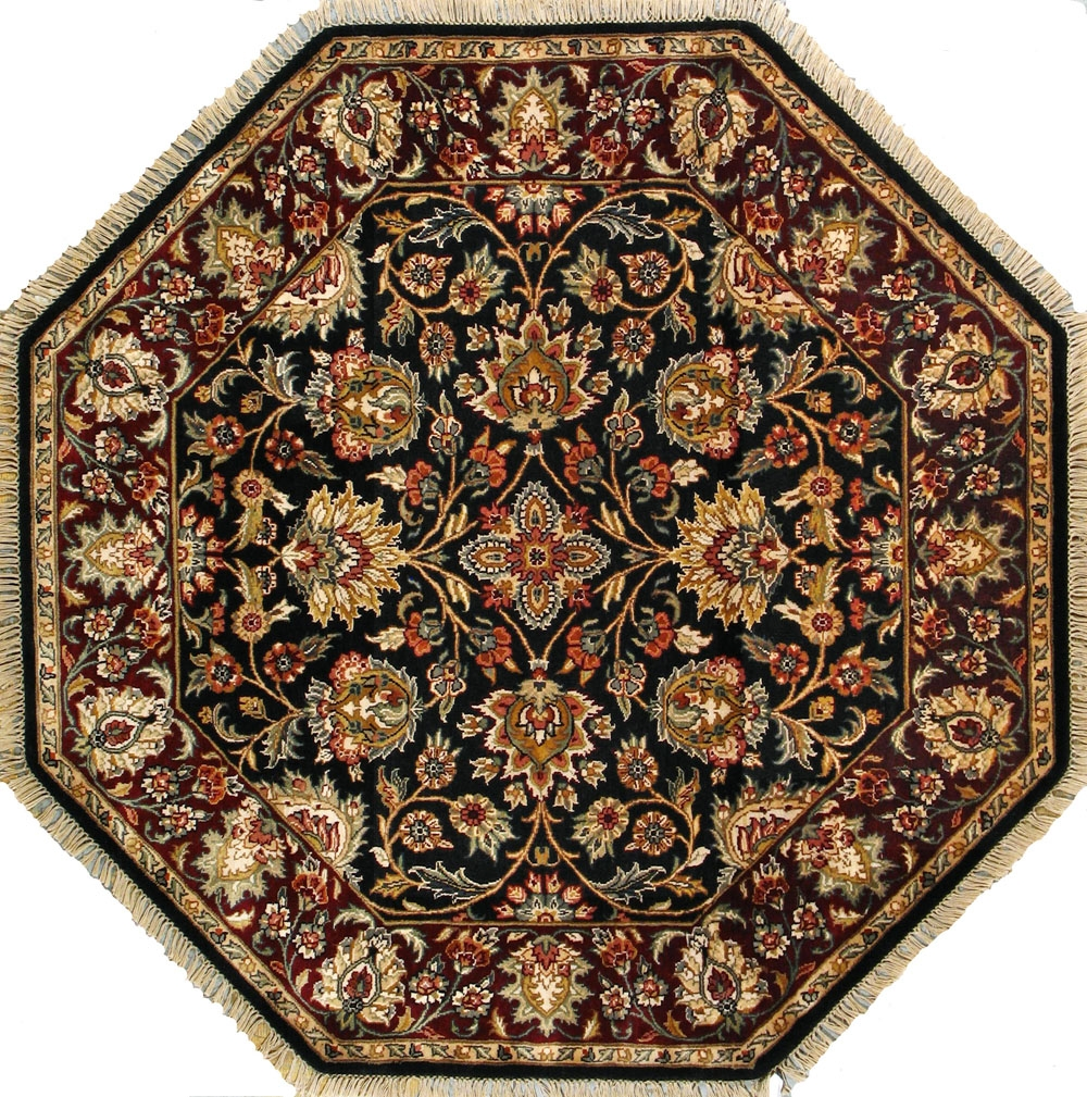Roundsquare All Sizes Regarding Round Persian Rugs (Image 14 of 15)