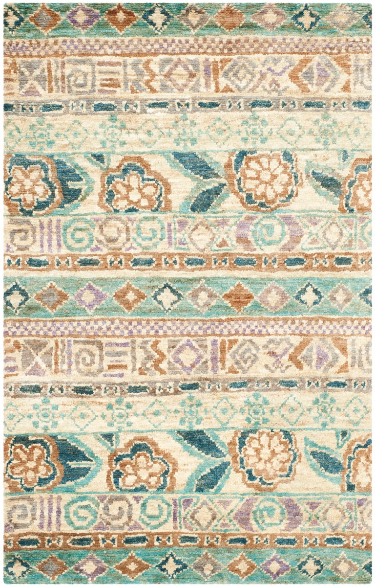 Rug Boh636a Bohemian Area Rugs Safavieh For Bohemian Rugs (Image 9 of 15)