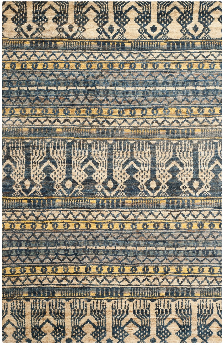 Rug Boh648a Bohemian Area Rugs Safavieh Within Bohemian Rugs (Image 12 of 15)