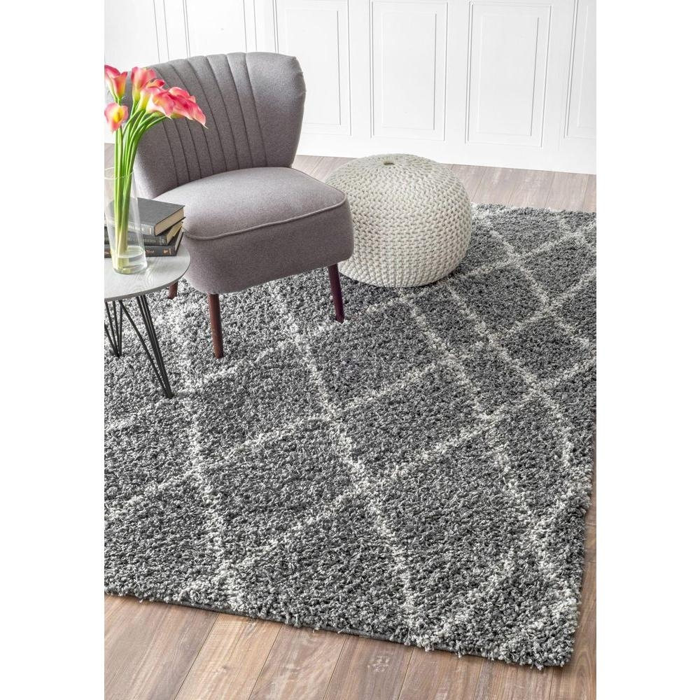 Rug Elegant Floor Decorating Ideas With Cool Overstock: Top 15 Cheap Silver Rugs