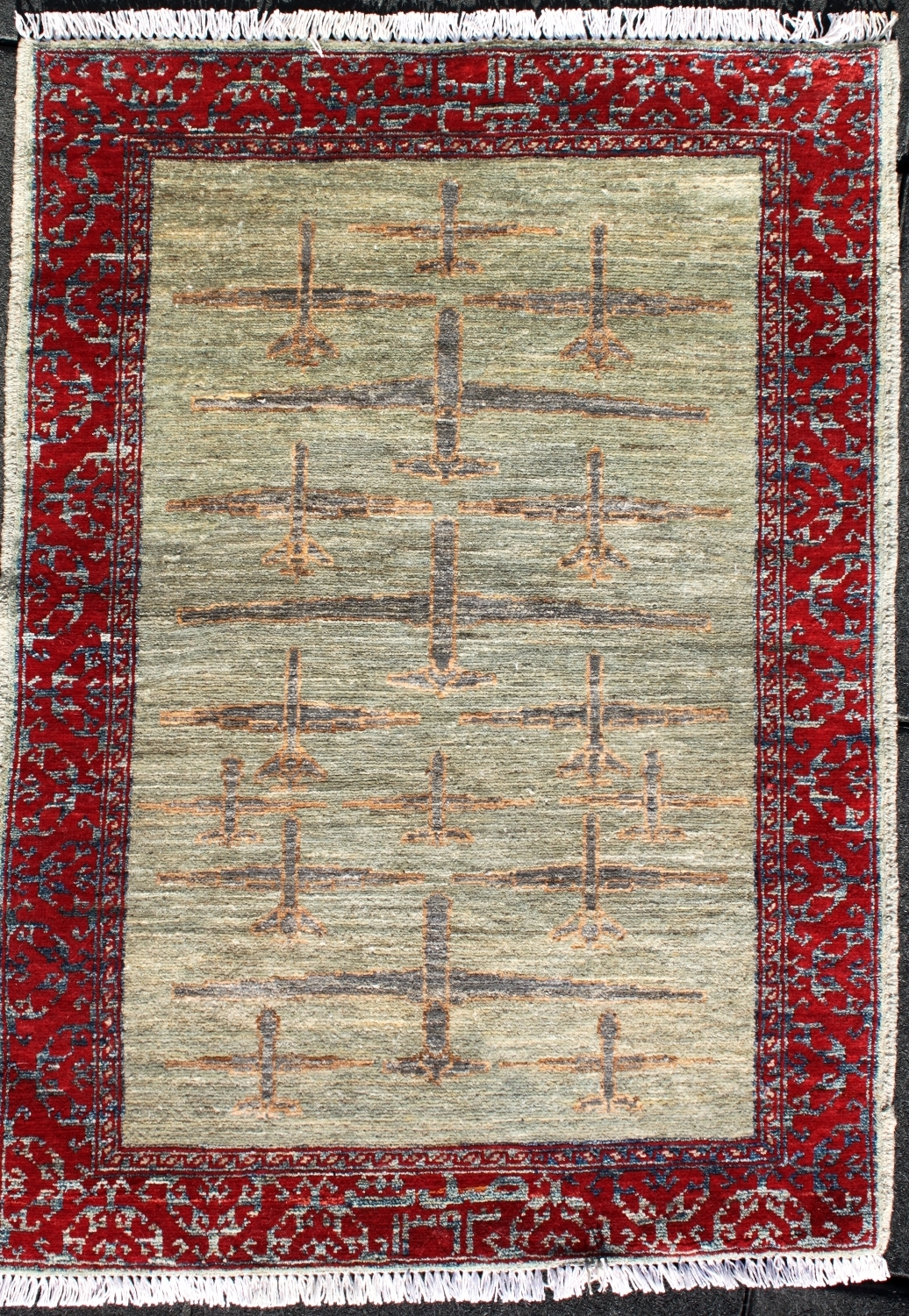 Rug Images War Rugs From Afghanistan Blog With Regard To Afghan Rug Types (Image 13 of 15)