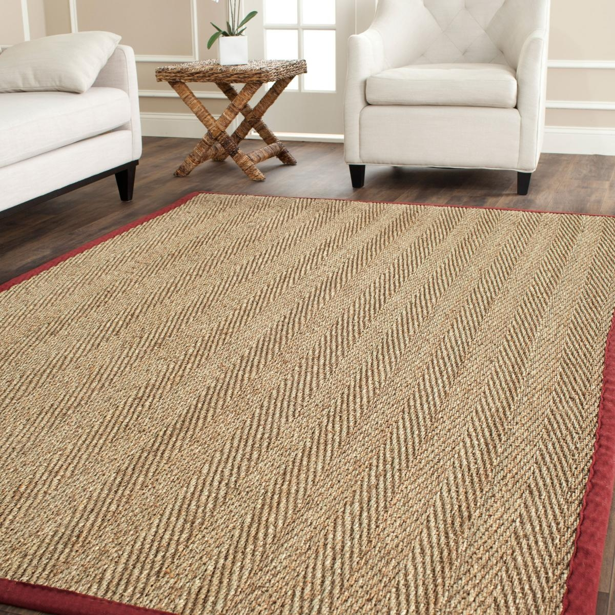 Rug Nf115d Natural Fiber Area Rugs Safavieh Pertaining To Natural Rugs (Image 10 of 15)