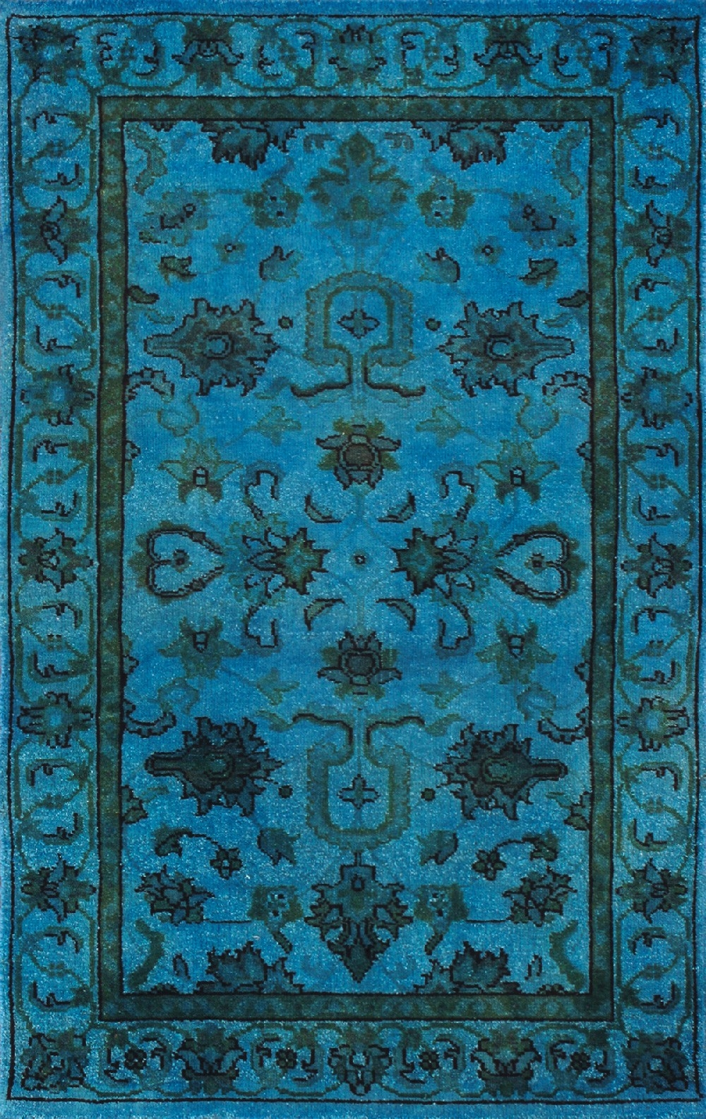 Rug Wool Uk Roselawnlutheran In Wool Blue Rugs (Image 11 of 15)