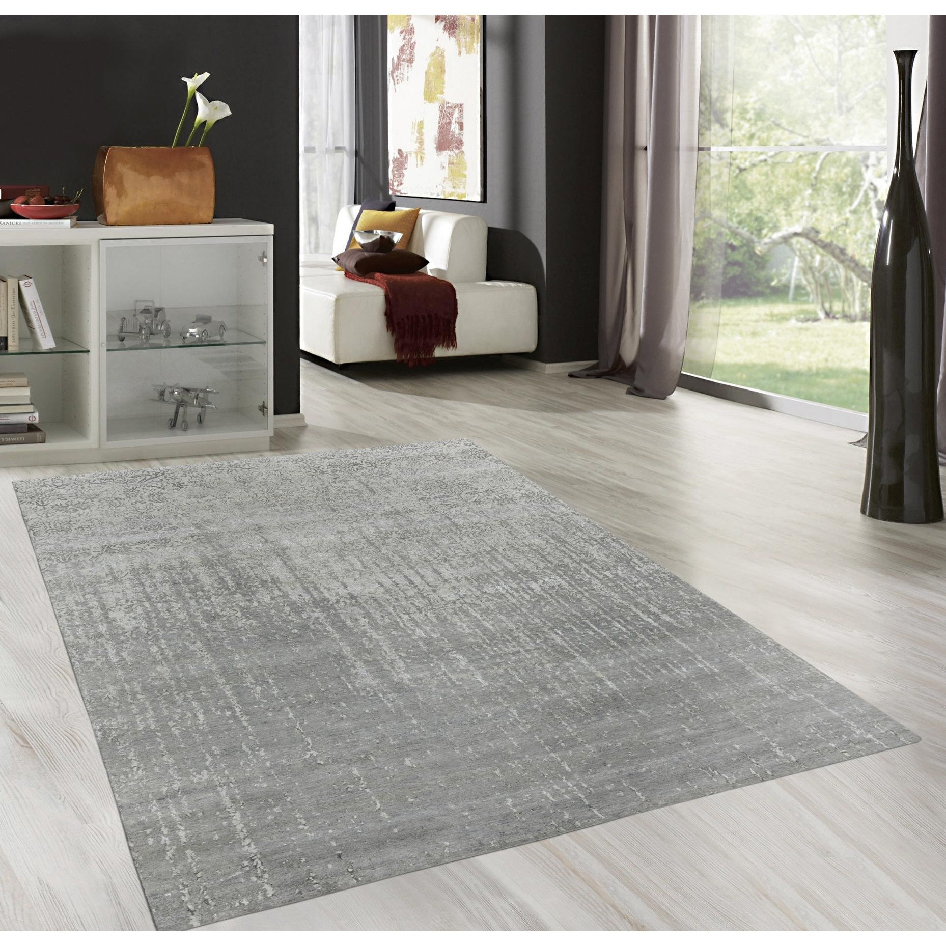 Rugs Appealing Pattern 8×10 Area Rug For Nice Floor Decor Ideas Pertaining To Cheap Silver Rugs (View 5 of 15)