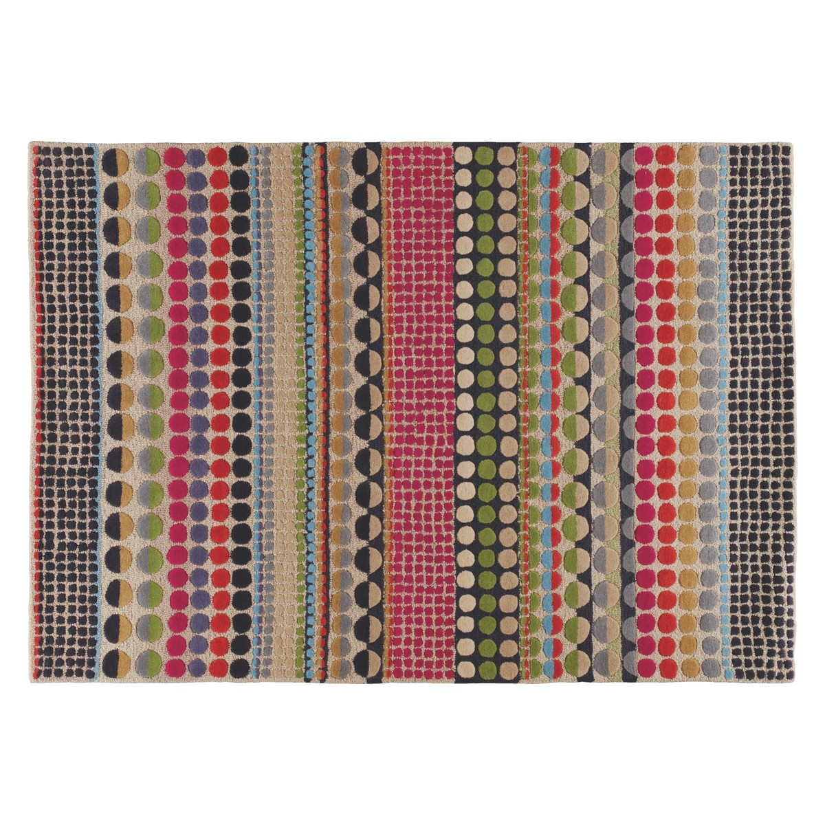 Rugs Runners Modern Large Small Rugs For Sale Habitat Regarding Large Geometric Rugs (Image 15 of 15)