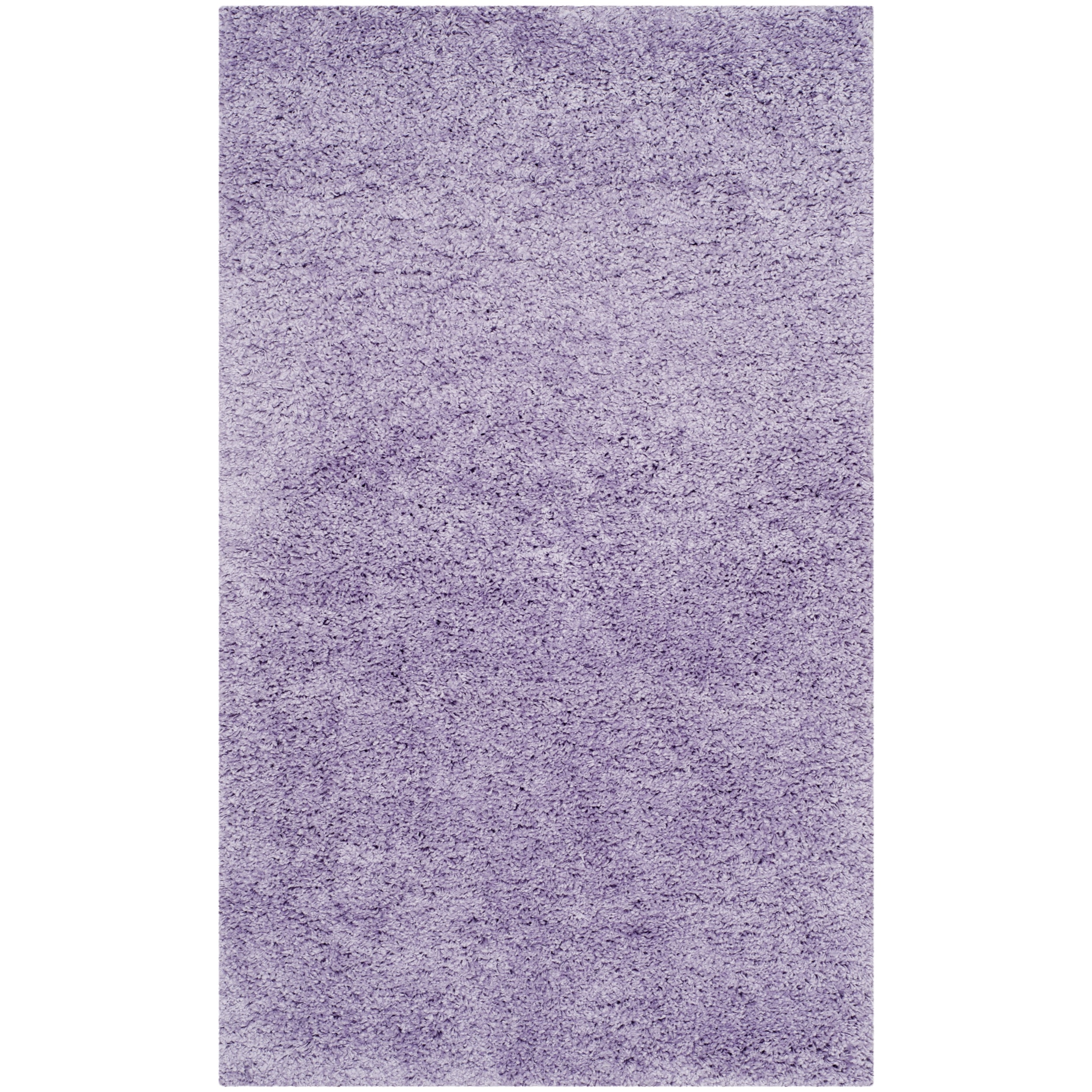 Safavieh Power Loomed Lilac Plush Shag Area Rugs Sg151 7272 Ebay Regarding Lilac Rugs (Image 15 of 15)