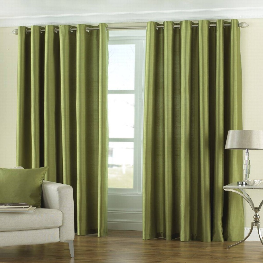 Sage Kitchen Curtains Samantha 24inch Sheer Window Curtain Tier Throughout Sage Green Kitchen Curtains (Image 24 of 25)